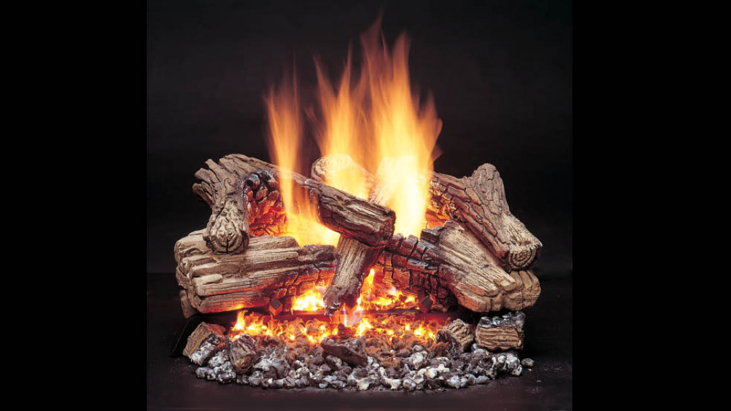 Majestic VDY Duzy Vented Gas Logs